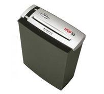 מגרסת נייר לשימוש אישי בבית או במשרד בנפח 13 ליטר HSM S5