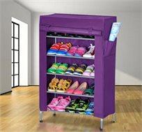 ארונית אחסון לבגדים ונעליים, יציבה וחזקה עם כיסוי מעוצב ונשלף במבחר צבעים וגדלים לבחירה החל מ-₪69