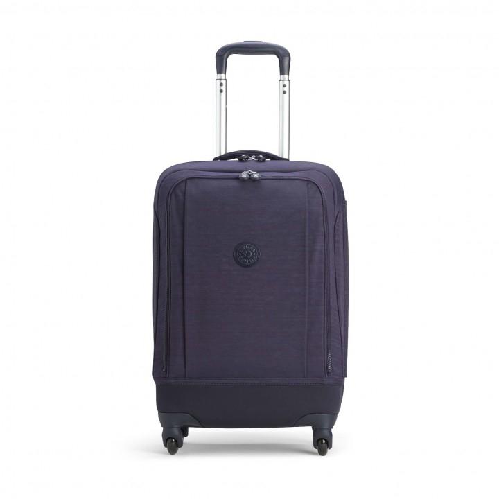 טרולי Super Hybrid S - Dazz Bl Purpleהדפס סגול משולב
