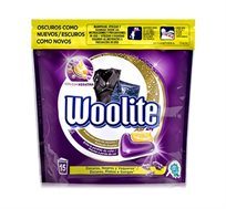 מארז 3 אריזות קפסולות ג'ל לכביסה Woolite לבגדים כהים