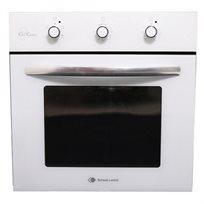 תנור בילד אין Schaub Lorenz דגם CC333W מסדרת היוקרה Chef-Cooker זכוכית לבנה