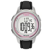 שעון ספורט לאישה מבית TIMEX - עיצוב צעיר ומדליק , בעל מד קלוריות , צעדים ומרחקים!