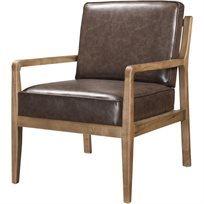 כורסא Scarlett - חום - משלוח חינם
