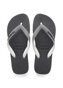 HAVAIANAS גברים //  TOP MIX GRAPHITE/GREY