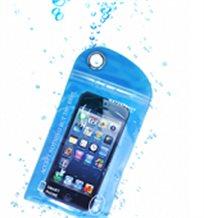 ההגנה המושלמת לסמארטפון! JELLY DASE נרתיק נגד מים שישמור לכם על המכשיר בפני רטיבות בים ובבריכה