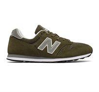 נעלי סניקרס לגברים NEW BALANCE דגם ML373OLV - חאקי