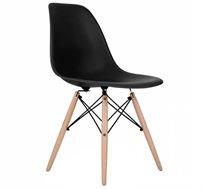 כיסא פלסטיק בעיצוב מודרני וייחודי BARI לפנים הבית ולבחוץ Westin Stock