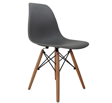 כיסא פלסטיק בעיצוב מודרני וייחודי BARI לפנים הבית ולבחוץ Westin Stock - תמונה 2