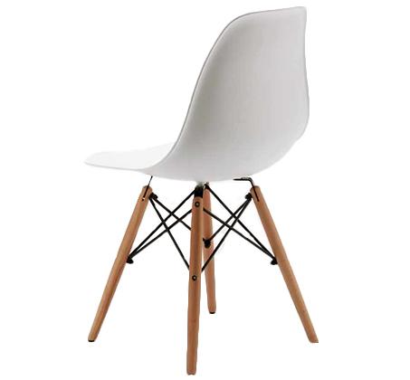 כיסא פלסטיק בעיצוב מודרני וייחודי BARI לפנים הבית ולבחוץ Westin Stock - תמונה 5