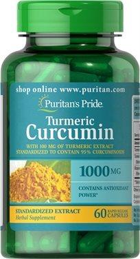 Puritan's Turmeric Curcumin 1000 Mg