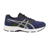 נעלי ריצה ASICS דגם 1011A256-401 GEL-CONTEND לגברים בצבע כחול