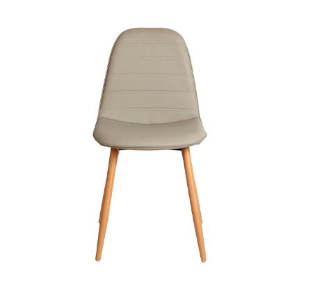 כיסא לפינת אוכל דגם סמוקי פסים ביתילי
