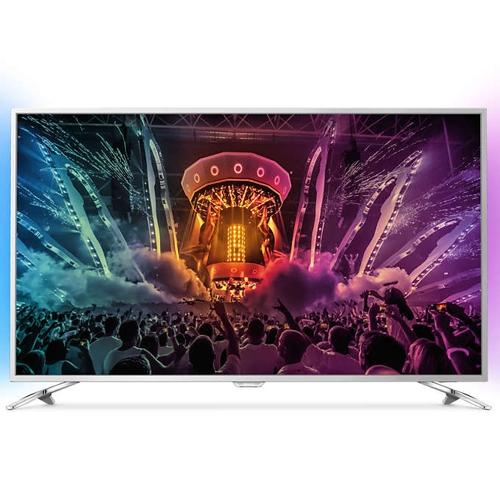 טלוויזיה 55 4K SMART ANDROID Philips פיליפס דגם 55PUS6501