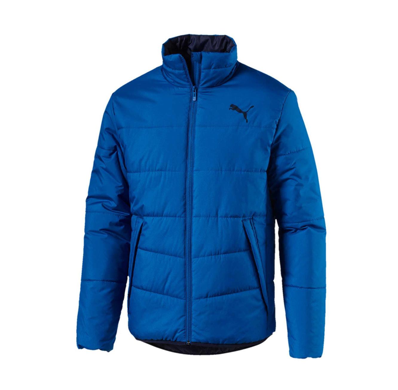 מעיל מרופד פומה דגם PUMA L85159737 - כחול