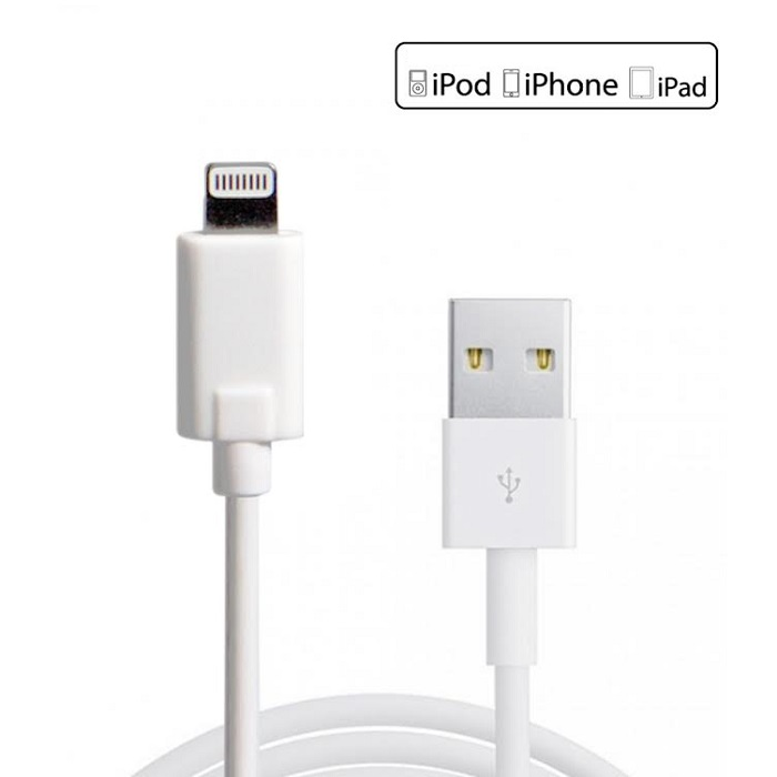 מטעינים בכל מקום! זוג כבלים לסנכרון והטענה המתאימים לאייפון 5/5c/5s, תומכי IOS7 ללא הודעות שגיאה - תמונה 2