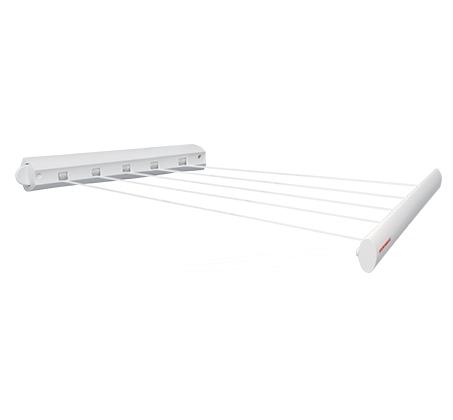 מתקן לקיר לתליית כביסה יציב במיוחד LEIFHEIT