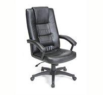 נותנים לך גב! כסא מנהלים אורטופדי גבוה ומעוצב למשרד מדגם מוסקט, אידיאלי לישיבה ממושכת מול המחשב
