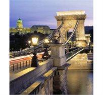 בודפשט - הערים המלכותיות - טיול מאורגן ל-8 ימים כולל טיסות+לינה וא.בוקר החל מכ-$409*