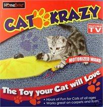 משחק לחתול קט קרייזי שטיח הקסמים