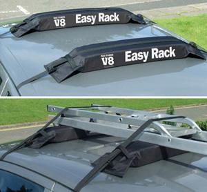 """EASY RACK - גגון ספוג קשיח ונייד לרכב העומד בעומס מרבי של 60 ק""""ג"""
