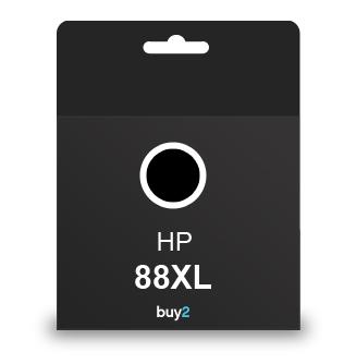 ראש דיו תואם HP 88XL שחור