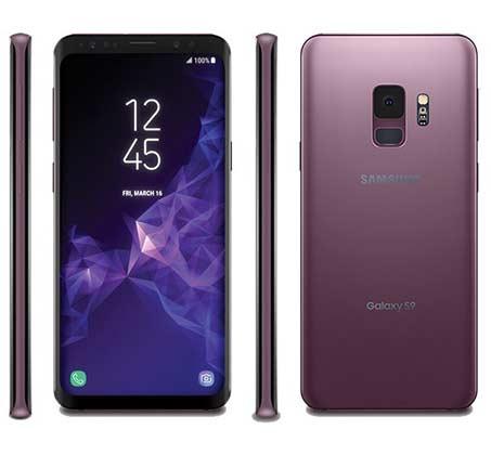 סמארטפון  GALAXY S9 אחסון 64GB דגם SM-G960 מחודש