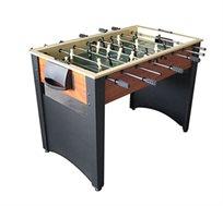 שולחן כדורגל ביתי SUPERIOR עשוי MDF, מאסיבי עם ציפוי דקורטיבי