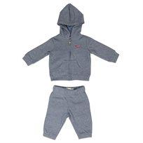 Levis תינוקות// Marled Zip Hoodie Set
