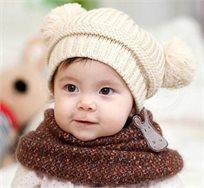 פינוק מתוק לנסיכים שלכם! כובעי צמר מחממים ומפנקים לתינוק, במגוון צבעים מקסימים לחורף רק ב-₪29!