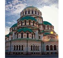 """8 ימי טיול מאורגן לבולגריה כולל טיסות ואירוח ע""""ב לינה וא.בוקר החל מכ-$489* לאדם!"""