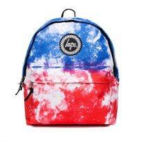 תיק גב הייפ - Backpack Bts18017 Blue/Red Hype