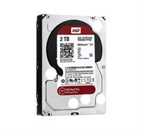 "כונן קשיח פנימי Western Digital Red Pro בגודל ""3.5 בנפח 2TB דגם WD2002FFSX"