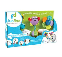 ערכת צעצועים התפתחותיים הניתנת להרכבה בכל מקום
