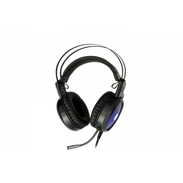 אוזניות סטריאו גיימינג HP דגם HP-H120