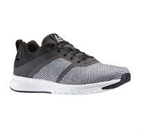 נעלי ספורט לגברים - שחור לבן