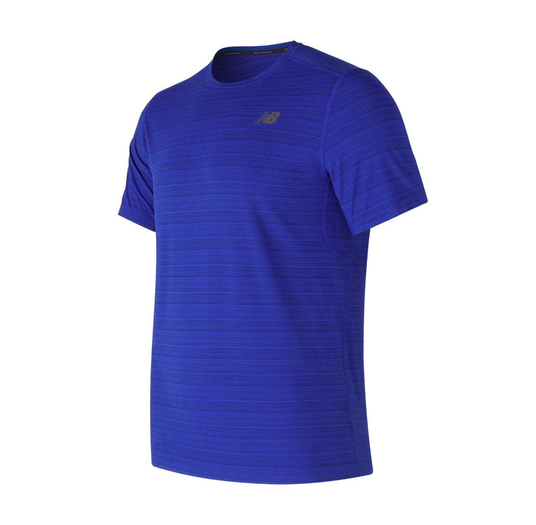 חולצת אימון לגברים - כחול