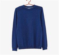 סוודר TRICOT OVS כותנה - כחול