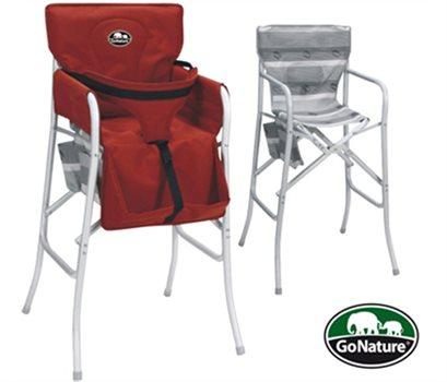 כיסא תינוק מתקפל לטיולים מבית Go Nature