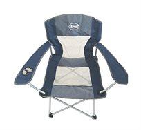כסא אלומיניום מתקפל לים ולחיק הטבע עם כושר נשיאה 110 ק״ג Otentik