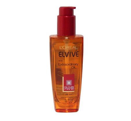שמן רב שימושי ELVIVE Extraordinary Oil לטיפוח השיער