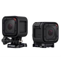 מצלמת אקסטרים GoPro Hero 4 Session עם גוף עמיד במים, יכולת וידאו של 1080p60, סטילס של 8MP ועוד