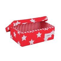 קופסת אחסון קטנה, אדום כוכבים - מיננה