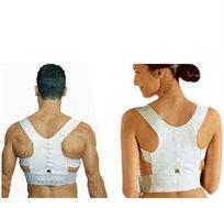 שומרים על הגב! חגורת גב בטכנולוגיית 12 המגנטים הפועלים לשיכוך כאבים ומשפרים את זרימת הדם