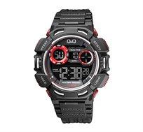 שעון יד דיגיטלי לגבר מבית Q&Q
