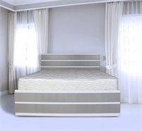 מיטה זוגית מעוצבת אולימפיה במגוון צבעים לבחירה