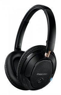 אוזניות אלחוטיות Over The Ear איכותיות עם דיבורית Philips SHB7250