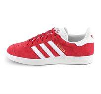 נעלי סניקרס לנשים ונערות ADIDAS ORIGINAL J GAZELLE BY9543 בצבע אדום/לבן