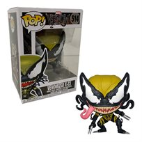 Funko Pop - Venomized X-23 (Venom) 514  בובת פופ