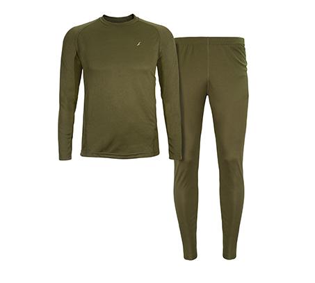 סט הכולל מכנס וחולצה מבד תרמי דק וקל במיוחד המתאים לשימוש באקלים קר אאוטדור - משלוח חינם - תמונה 2