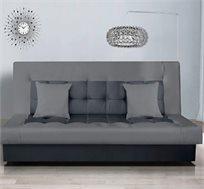 ספה מעוצבת נפתחת למיטה זוגית דגם סנדי HOME DECOR